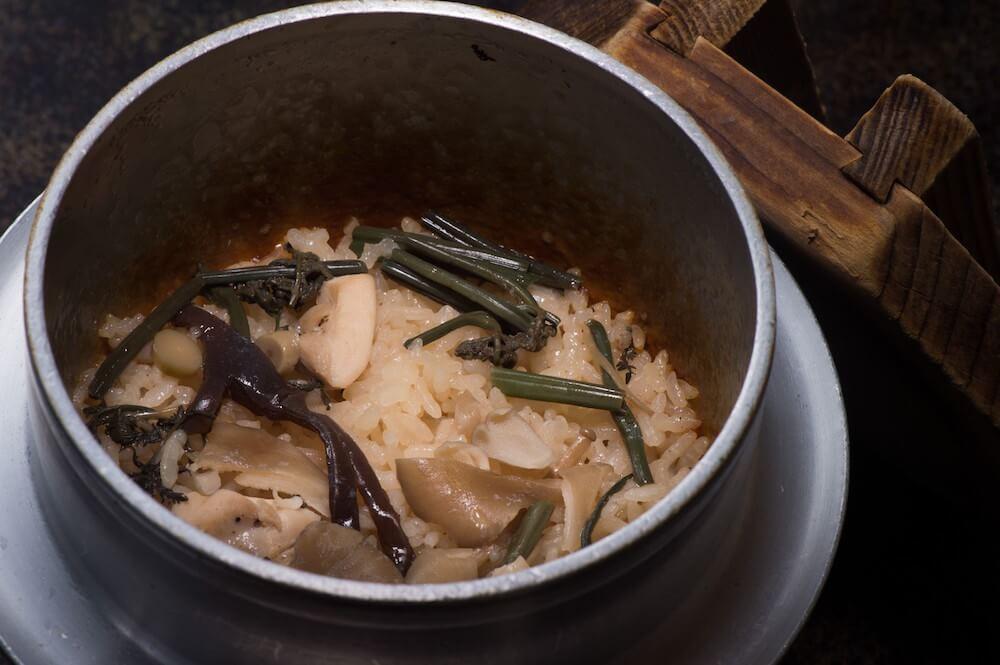 おぎのやさんの土鍋レシピとか