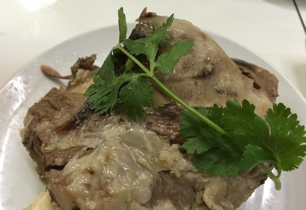 スペイン風肉じゃがとビリヤニ - 全てラム肉