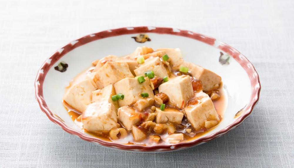 麻婆豆腐ならぬキムチ豆腐